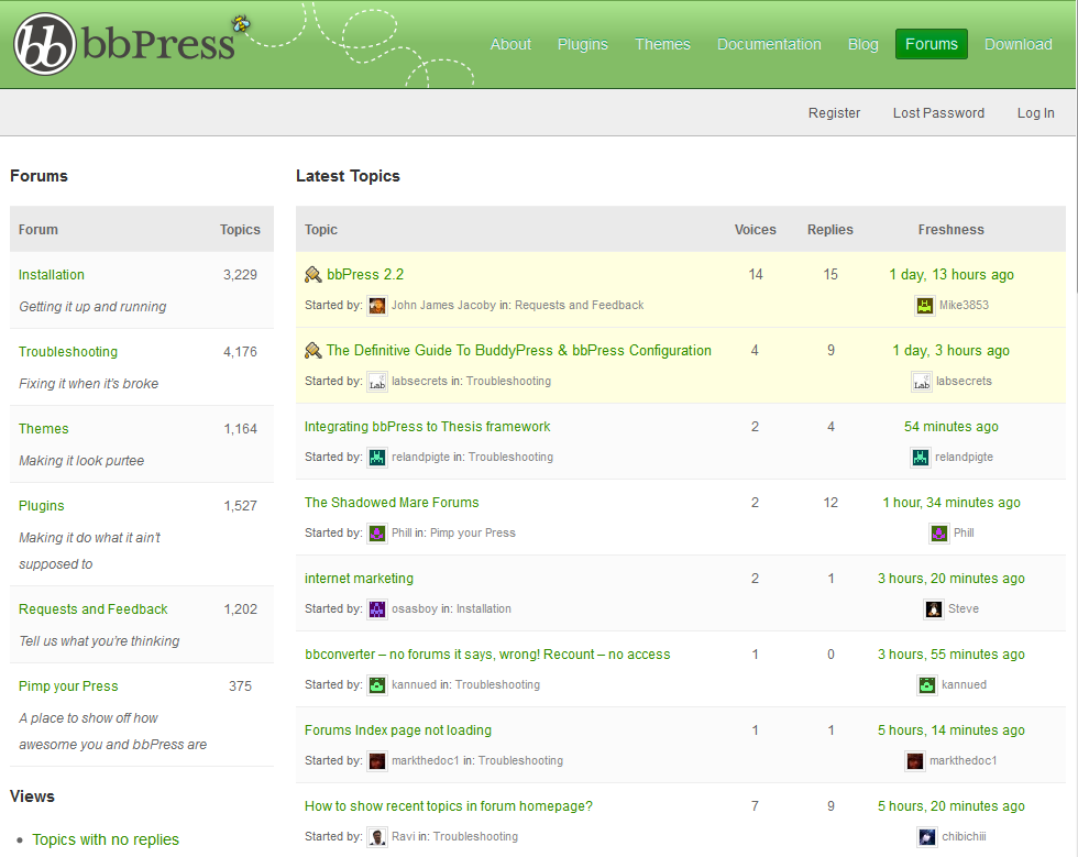 Image Result For Plugins Buddypress