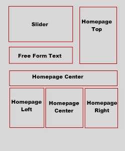 hompage Template