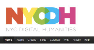 New York City Digital Humanities