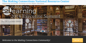 Making Connections National Resource Center – Supporting Systematic Exchange Across Higher Education