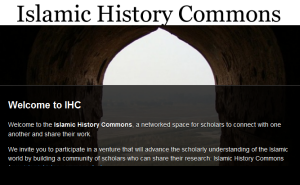 Islamic History Commons