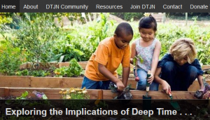 Deep Time Journey – Building Community in an Evolving Universe