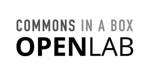 CBOX OpenLab branding - no logo, no tagline