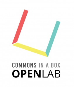 CBOX OpenLab with Logo Stacked